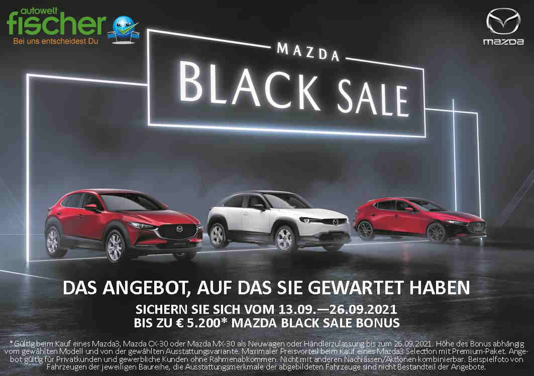Mazda3_Mazda_CX-30_Mazda_MX-30_Marktoberdorf_Kaufbeuren_Kempten_Fuessen_Schongau_Black_Sale