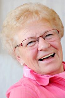 Elfriede Fischer, Senior-Chefin
