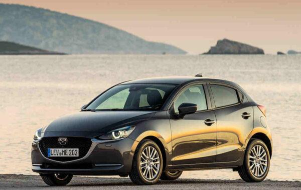 Mazda2_M2_elegantes_Exterieur_schoenes_Design_aussen_Elektroauto_Hybridauto_Hybridfahrzeug_foerderung
